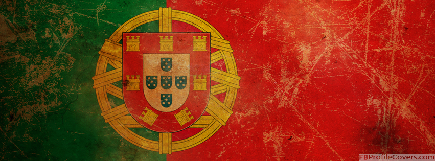 View Of A Waving Flag Of Portugal On St Independence Day Portugal Day