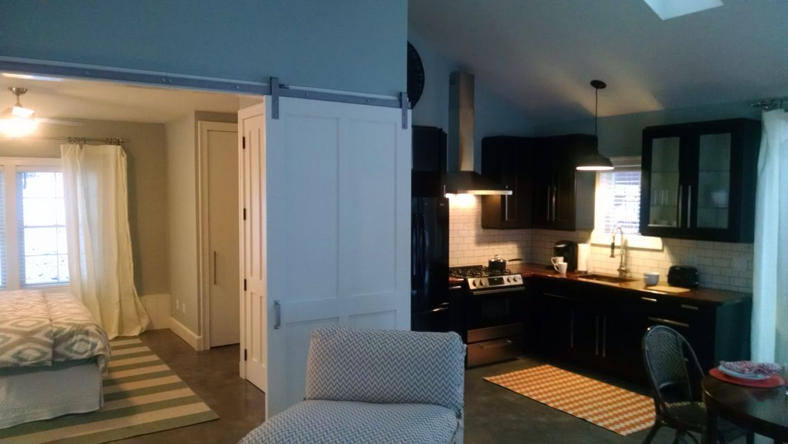 """""""Tucked In"""" A gorgeous one bedroom cottage for short term rental in downtown Manchester, Vt"""