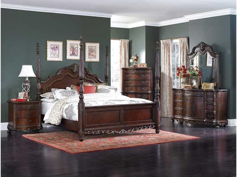 Homelegance  Deryn Park 5 Piece California King Bedroom Set Unique Cal King Bedroom Sets Decorating Inspiration