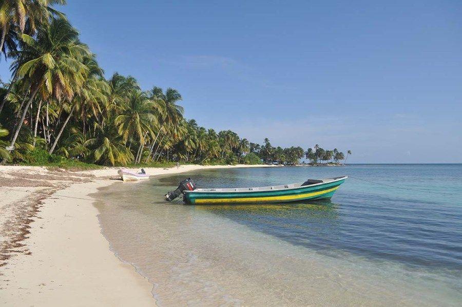 Cayos Perla Nicaragua Playa Grandes Lagos