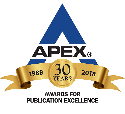 GCube won APEX Awards 2018 in the categories of