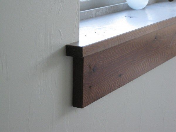 Install Interior Door Trim Installing Window Trim Interior Home Decoration Interior Home Interior Window Trim Interior Door Trim Wood Window Sill