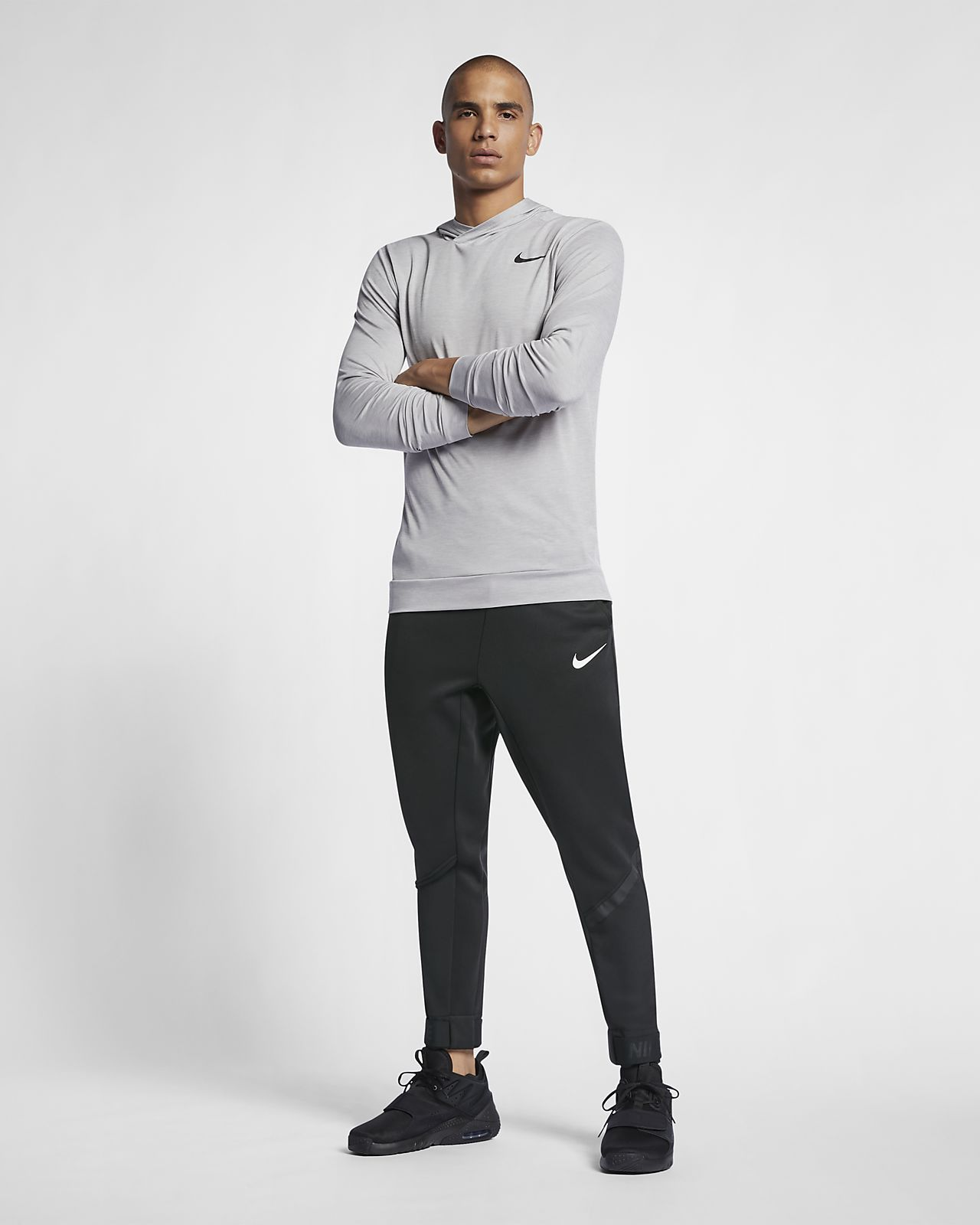 The Nike Therma 3.0 Modern Trousers are made from brushed-back ... 63da96fc92