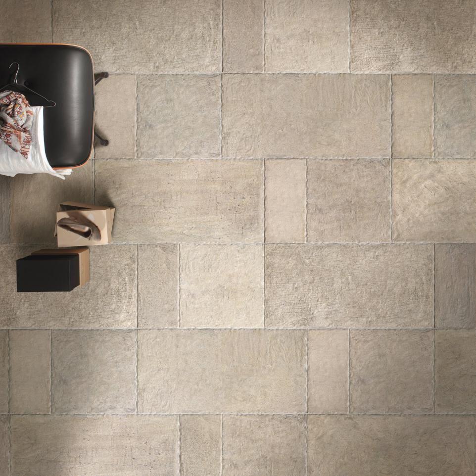 Loire Ecru Rustic Large Format Floor Tiles 800 X 400mm The Ecru