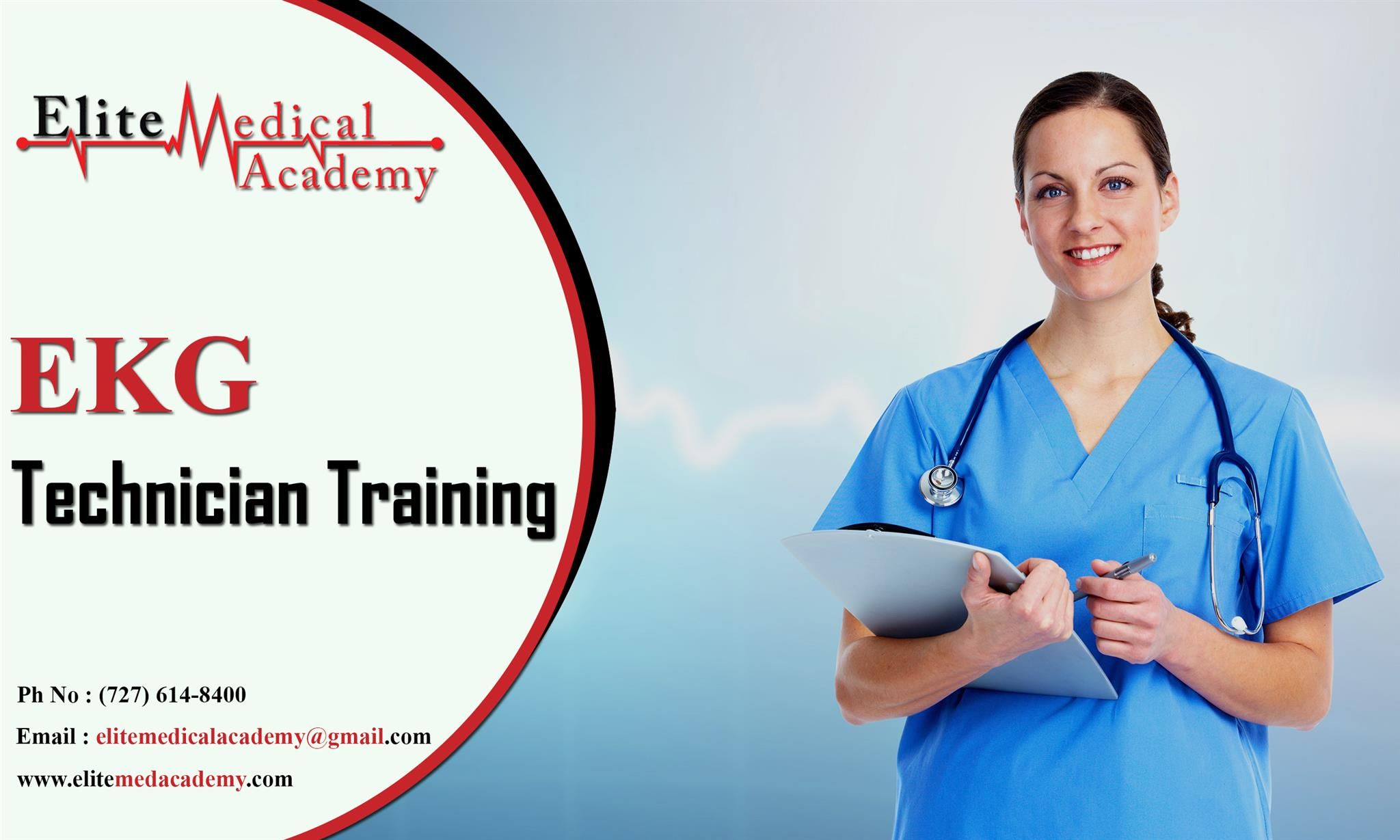Do you want to take EKG Technician Training at a good