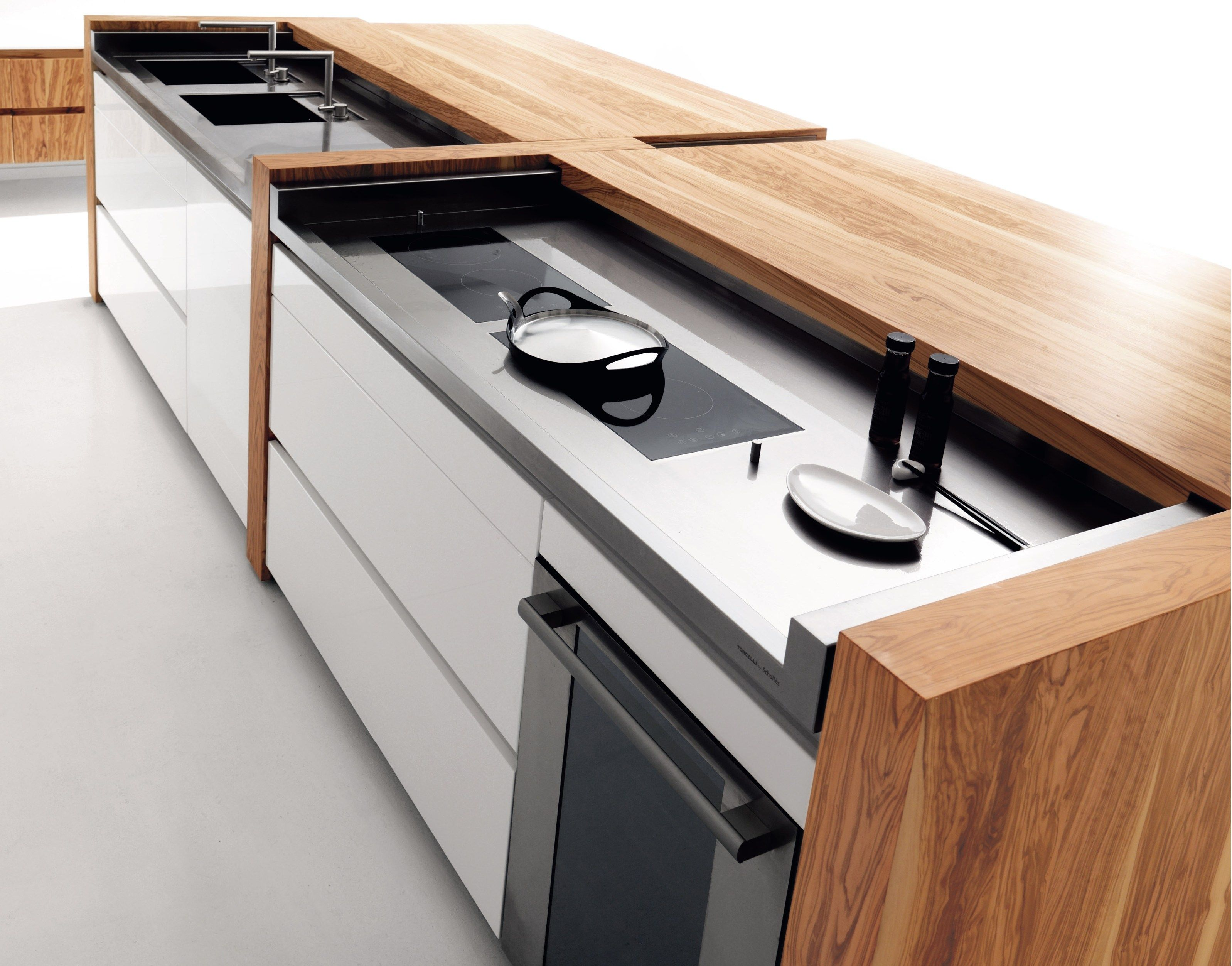 Captivant Olive Wood Kitchen With Island ESSENTIAL WOOD Essential Collection By  TONCELLI CUCINE | Kitchen | Кухня, Мебель и Дом