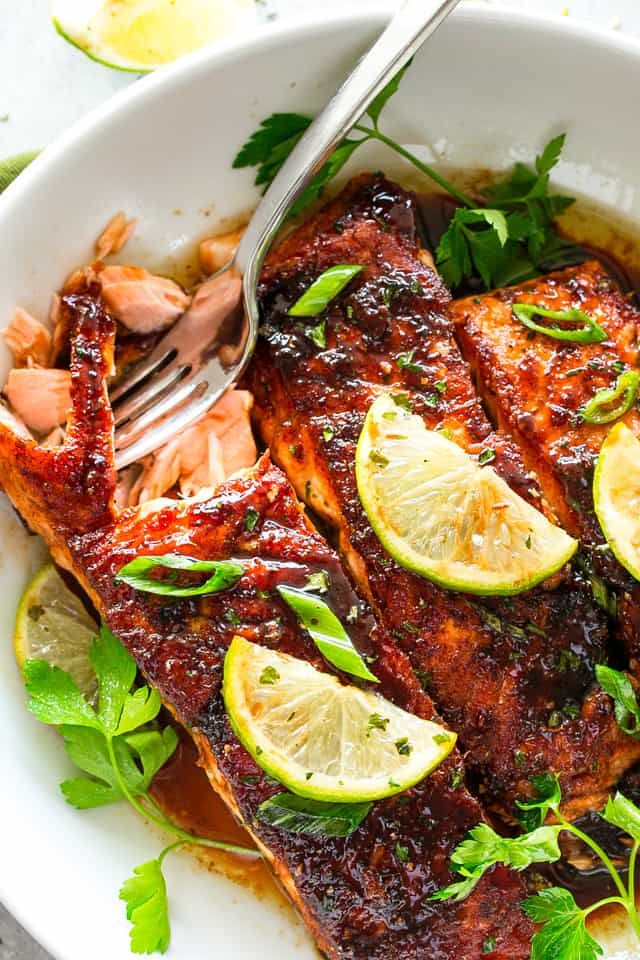 Summer Fish Recipes To Vary Your Meals #salmonrecipes