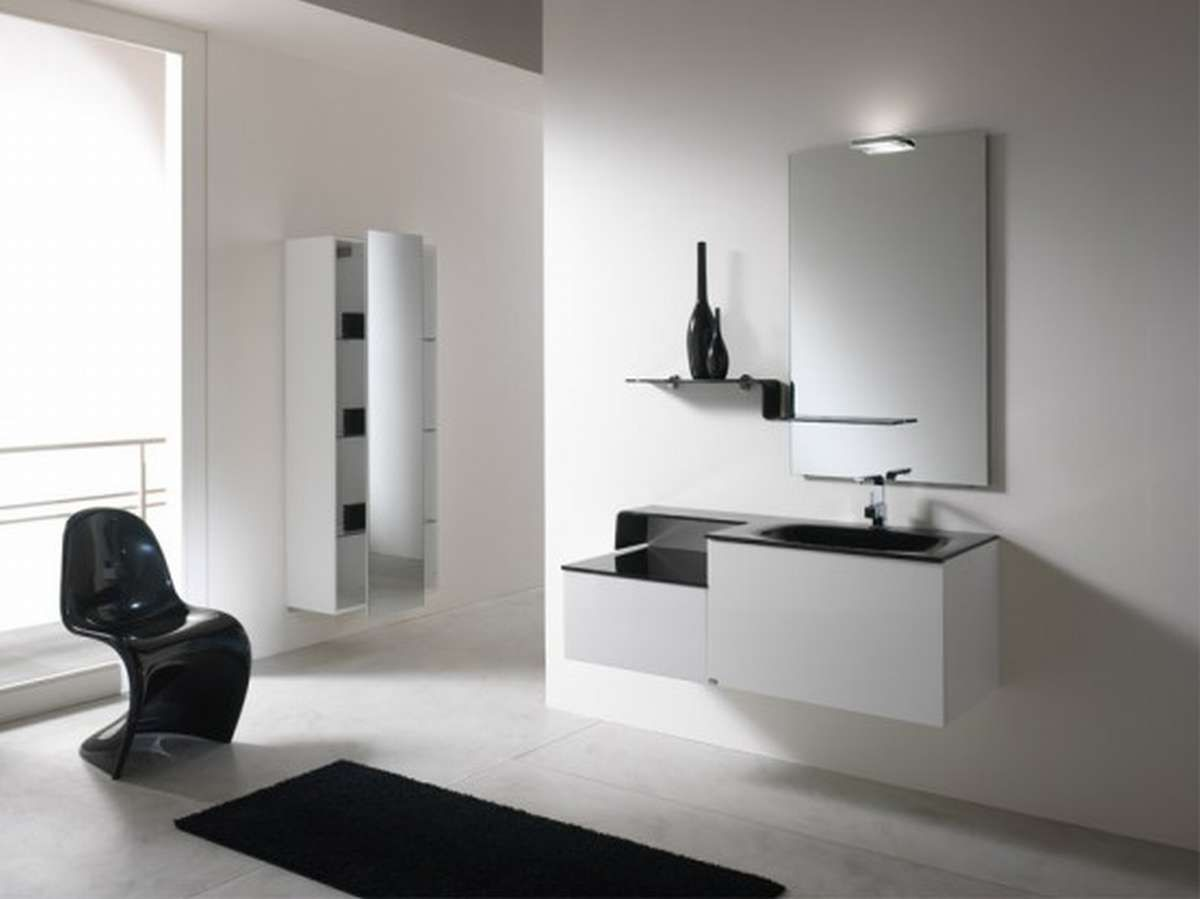 Ideas para baño secundario   Bathroom   Pinterest   Minimalist ...