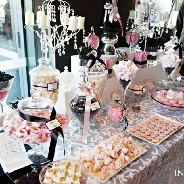 The Essential Elements Of A Bridal Shower Dessert Bar: Add A Fun Element To Your Event With A Lolly Bar, While