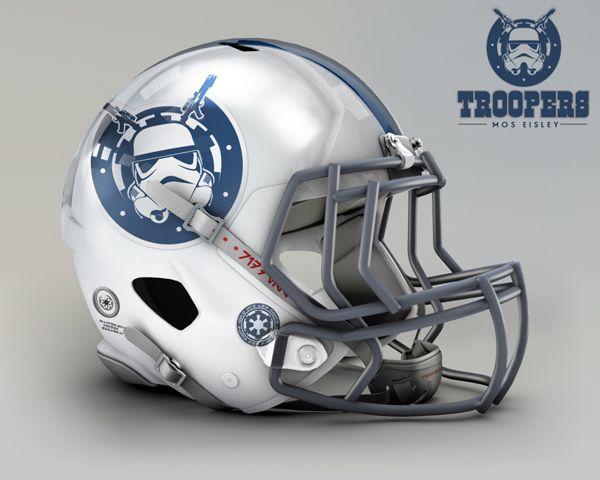 John Raya – NFL Teams x Star Wars