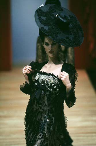 1997Christian Lacroix - Haute Couture