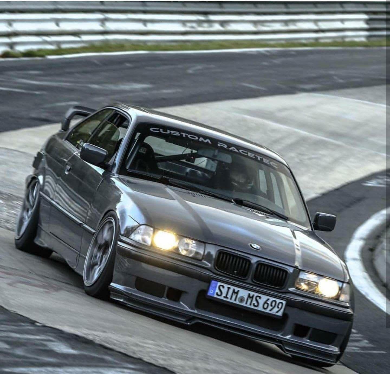 Bmw E36 3 Series Grey Com Imagens Bmw Auto