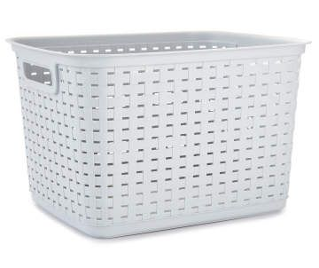 Tall Plastic Laundry Basket Extraordinary Home Storage  Big Lots  House & Home  Pinterest  Storage Fabric Review
