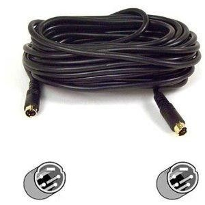 Belkinponents Belkin Components - Video Cable - S-video - 4 Pin Mini-din (m) - 4 Pin Mini-din