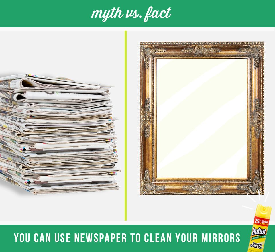 FACT. You can easily use newspapers instead of paper