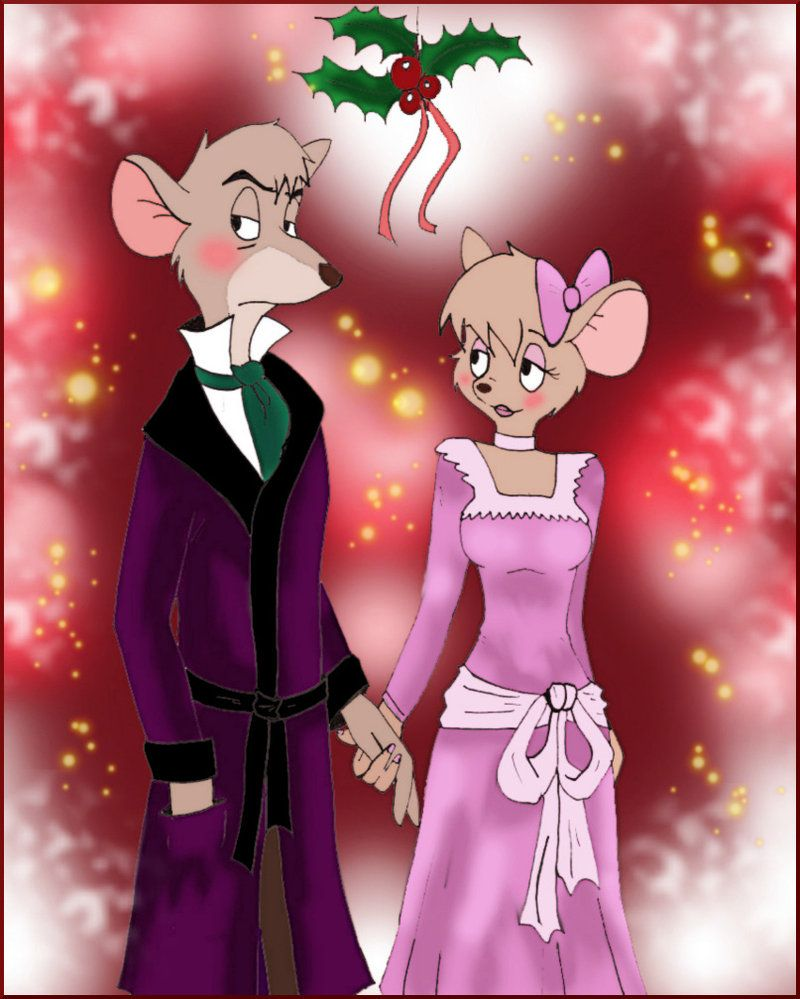 That Mistletoe Thing.. BxO by pizet on DeviantArt