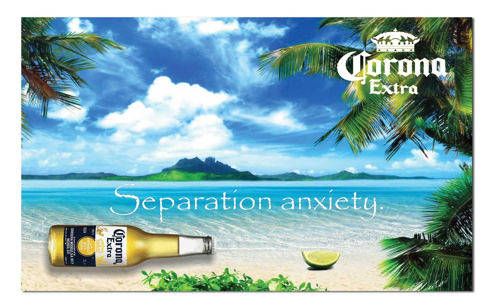 Corona Beach Wallpaper: Corona Beach 3'x 5' Flag