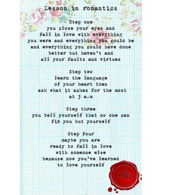 A Love Poem By Alia Thewriter