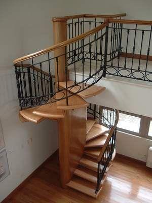 2 cenefas House Pinterest Cenefas, Escalera y Barandales - diseo de escaleras interiores