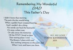 Remembering My Dad On Fathers Day Father S Heaven Hy Quotes Comments