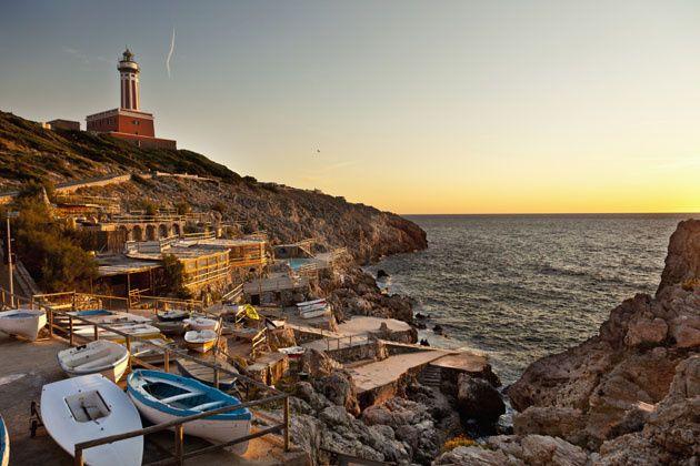 'Passion Break' una escapada para dos en Capri Viajes