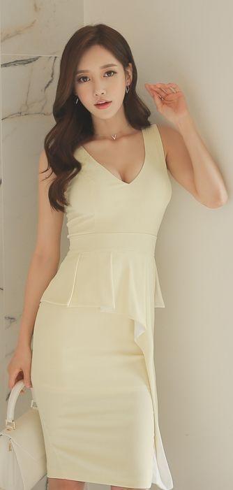 Asian Woman Fashion