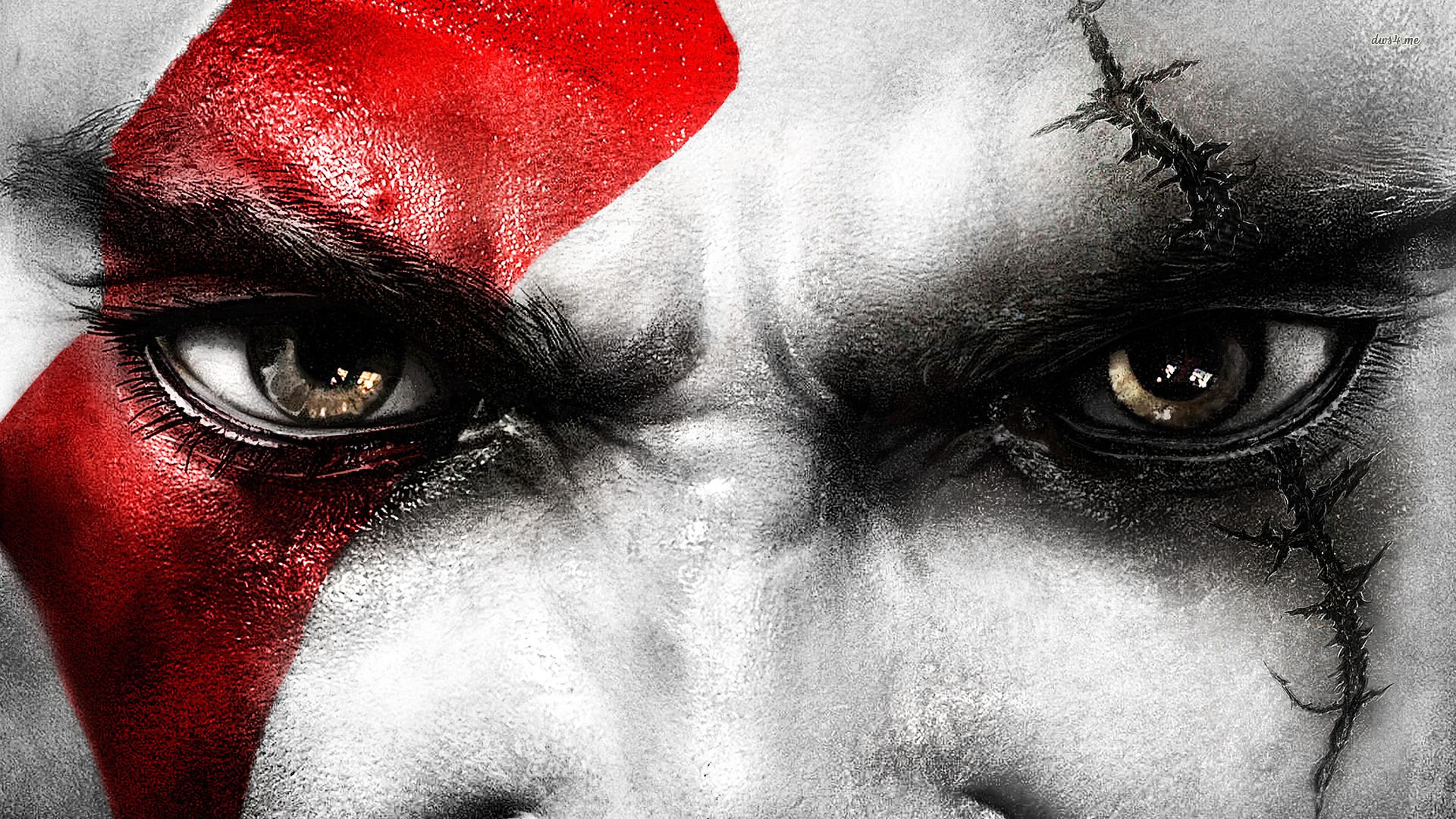 Kratos God Of War Kratos God Of War 3 Wallpaper Kratos