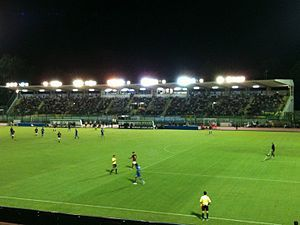 Stadio dei Pini (Torquato Bresciani) - Viareggio