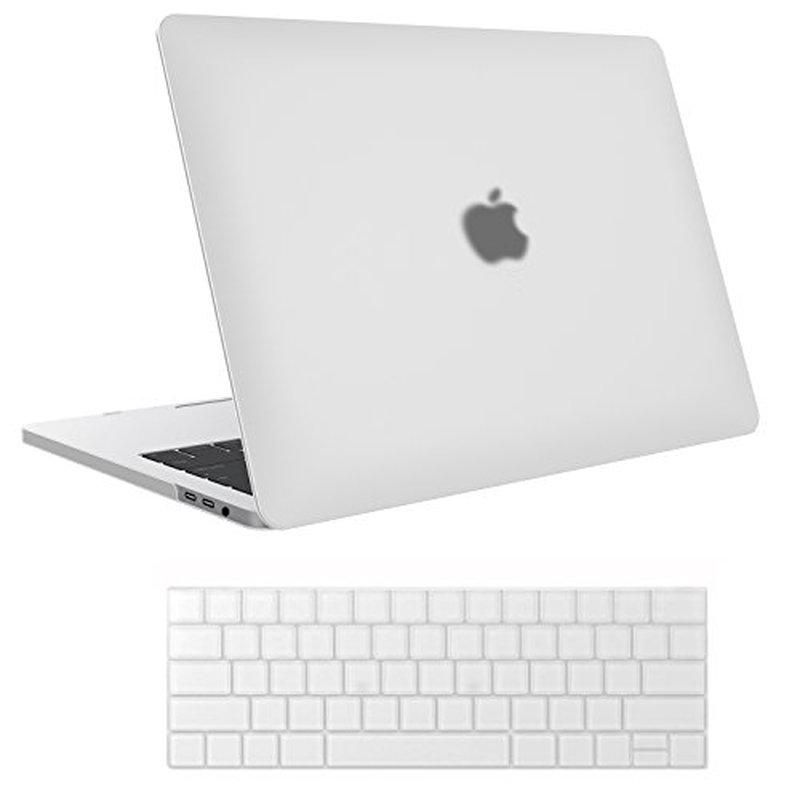 """Rubberized Hard Case+Keypad Cover for 2016 Macbook Pro 13/""""15/""""With//out Touch Bar"""