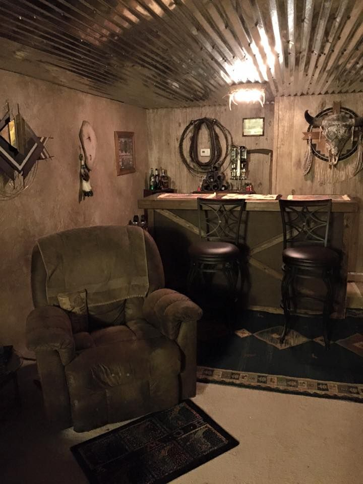 Mobile Home Renovation: Professional Artist Creates Rustic ... on