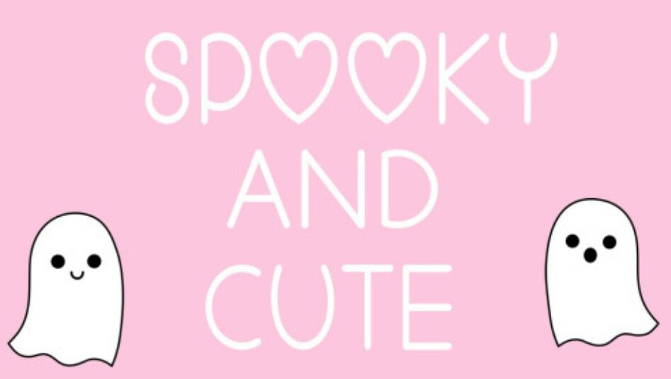Spooky Cx Halloween Wallpaper Creepy Cute Pink Halloween