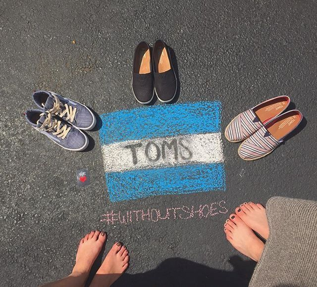 Wear it. Share it. #southmoonunder #withoutshoes