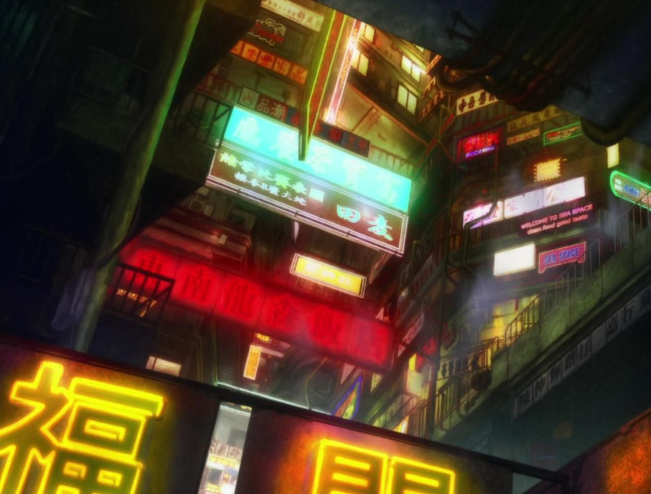 Psycho Pass. Directed by Naoyoshi Shiotani. Created by Production I.G.