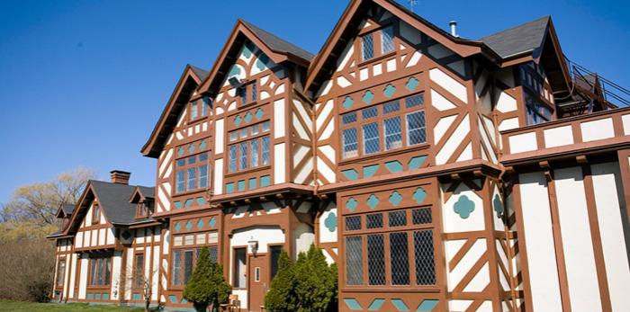 SALVE REGINA UNIVERSITY HOUSING: Conley Hall -- historic ...