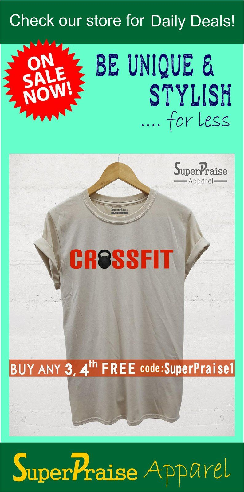 493975912 Crossfit Kettlebell Graphic Sportive Slogan Workout T-Shirt | Etsy