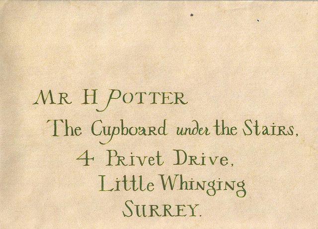 Untitled Harry Potter Letter Harry Potter Hogwarts Letter Harry Potter Birthday