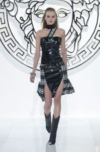 Worn by Anabela Belikova, this outfit brings back so many memories~~