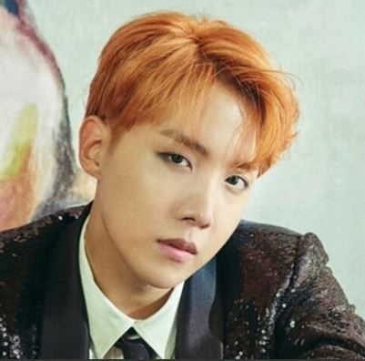 jhope orange hair kpop aesthetic in 2019 bts bts jin