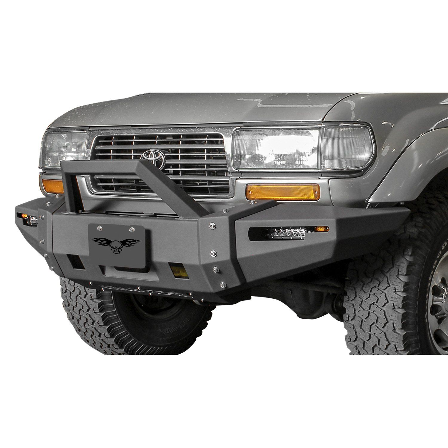 Vpr 4x4 Ultima Front Winch Bumper Accesorios 4x4 4x4