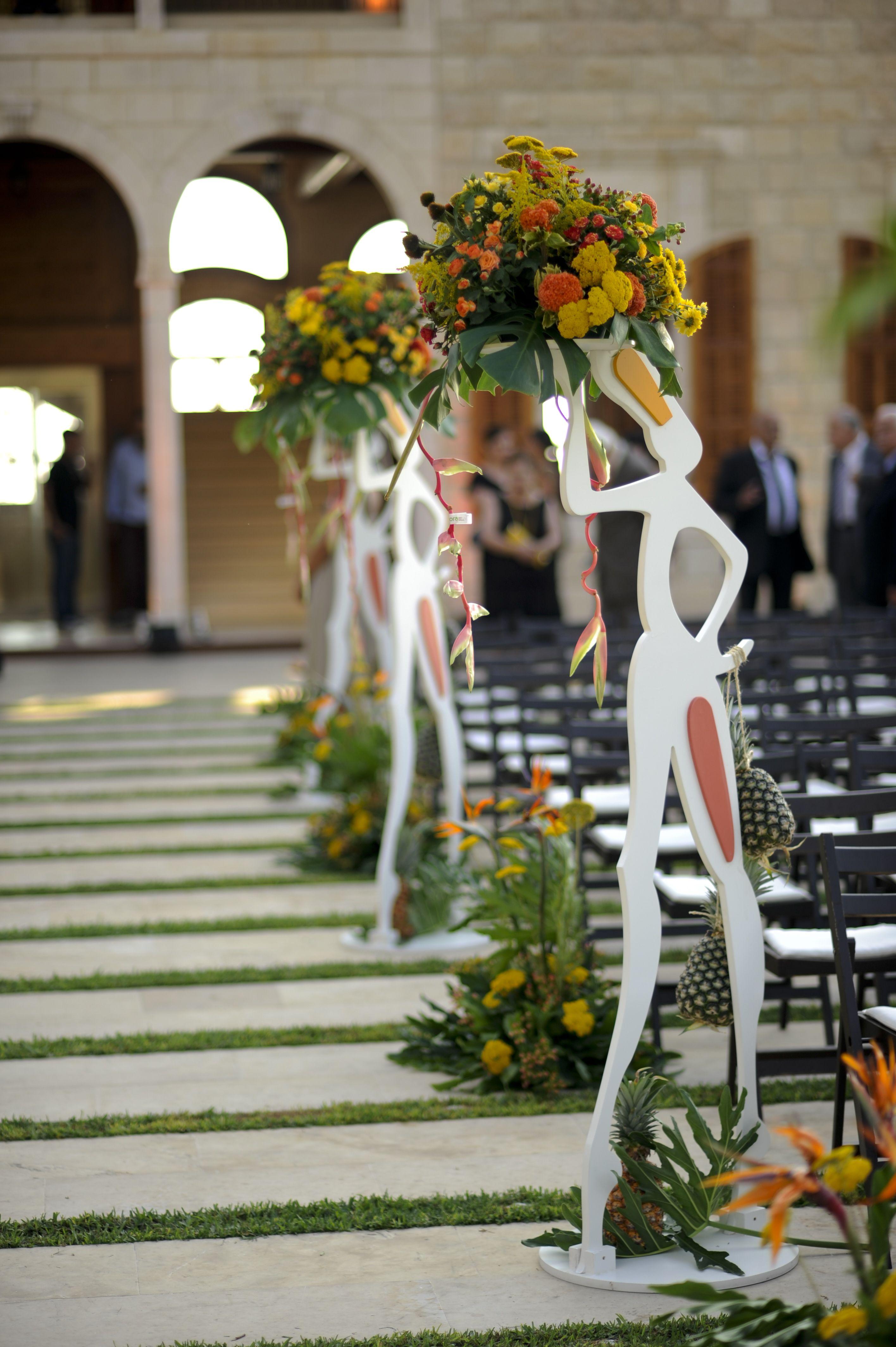 African theme wedding elie berchan wedding events creation african theme wedding junglespirit Gallery