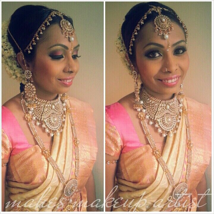 South Indian Bridal #indianwedding #indianbride | The Indian Bride ...