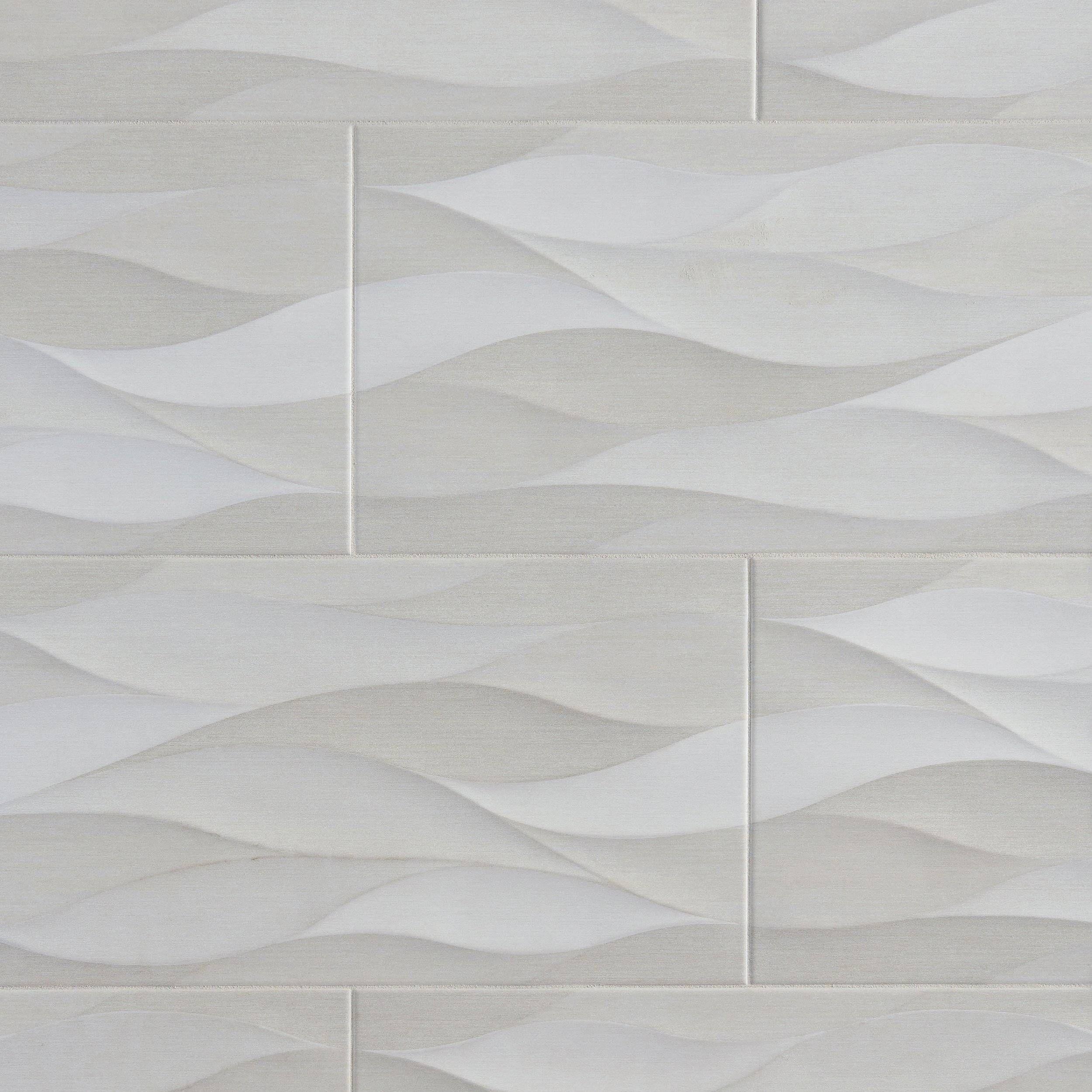 idole tear white ceramic tile in 2021