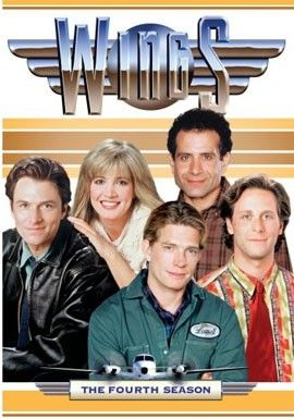 Wings.  Great ensemble cast. Still a very funny and entertaining comedy.
