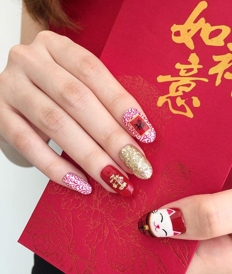 齊齊恭祝和平安康, 乾杯恭祝大眾過新年! 🎋 ChineseNewYear CNY 💅 VictoriaBC