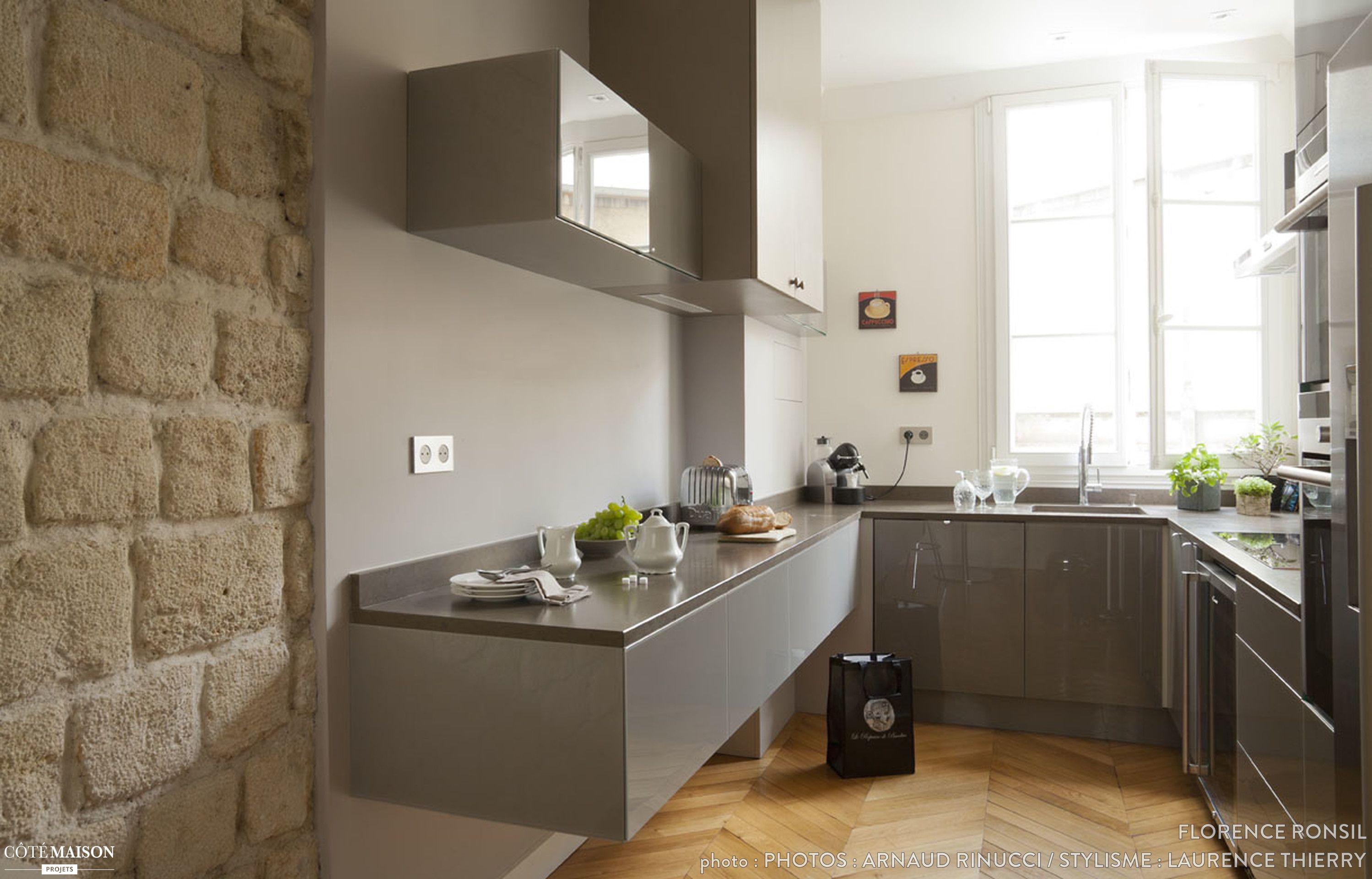 un appartement haussmannien remis au go t du jour paris florence ronsil architecte d. Black Bedroom Furniture Sets. Home Design Ideas