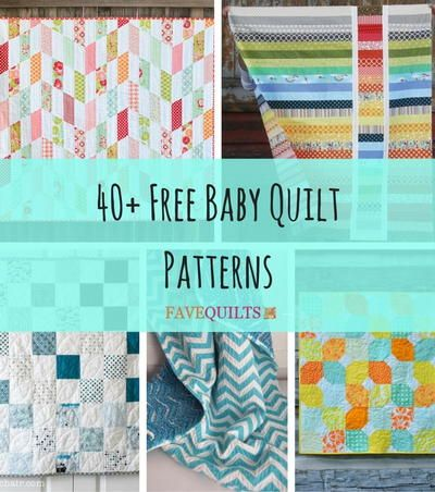 900 Free Quilting Patterns Free Baby Quilt Patterns Baby Quilt