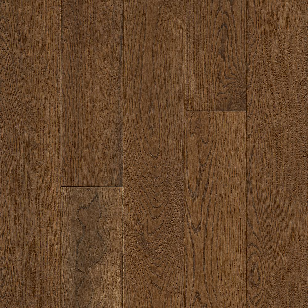 Bruce Revolutionary Rustics White Oak Natural Grain 3 4 In T X 5 In W X Varying L Solid Hardwood Flooring 23 5 Sq Ft Case Sakhd59l4ncw The Home Depot In 2020 Hardwood Floors Hardwood