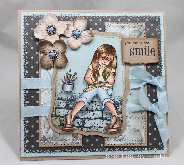 Sparkle and Flourish: Sugar Nellie - Art from the Heart