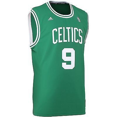 Mens adidas #boston #celtics basketball #jersey x75928~basketball~vest~rondo #9,  View more on the LINK: http://www.zeppy.io/product/gb/2/141755932426/