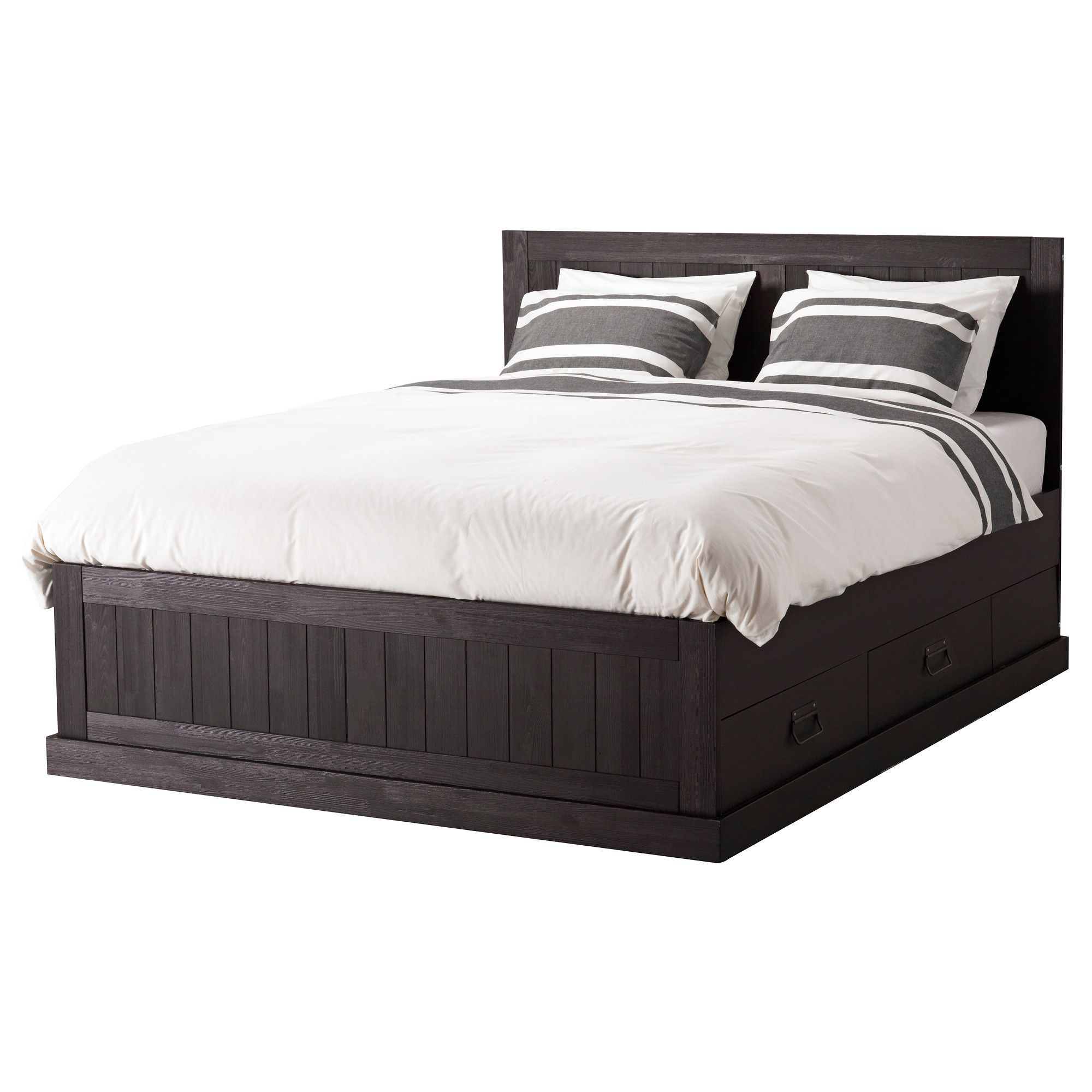 Ikea Us Furniture And Home Furnishings Bed Frame With Storage